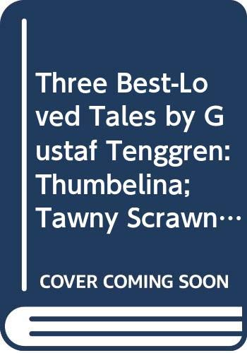 9780307156303: Little Golden Book Classics: Three Best-Loved Tales : Thumbelina/Tawny Scrawny Lion/the Poky Little Pony/3 Books in 1 (Little Golden Book Classic Co)