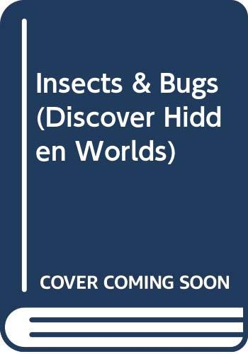 9780307156648: Insects & Bugs (Discover Hidden Worlds)