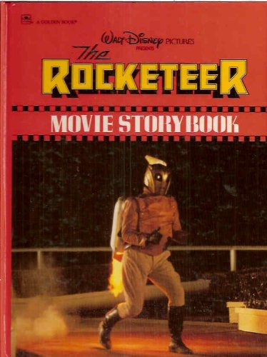 Walt Disney Pictures Presents the Rocketeer Movie: Adapted By Justine