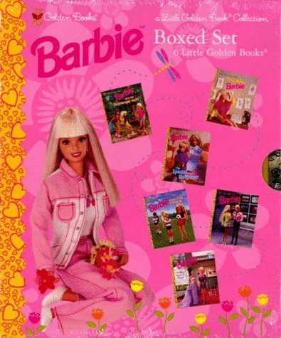 9780307158871: Barbie (Little Golden Book)