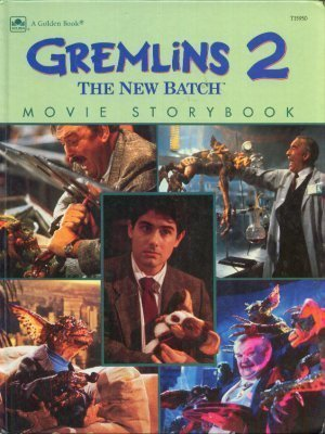 Gremlins 2: The New Batch - Movie Storybook