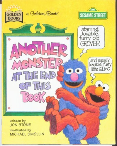 9780307159533: Golden Books: Another Monster At the End of This Book Edition: Reprint