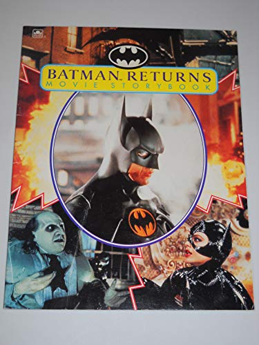 Batman Returns: Movie Story Book