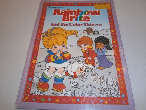 Rainbow Brite and the color thieves: Harry Coe Verr