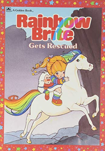9780307160041: Rainbow Brite Gets Rescued