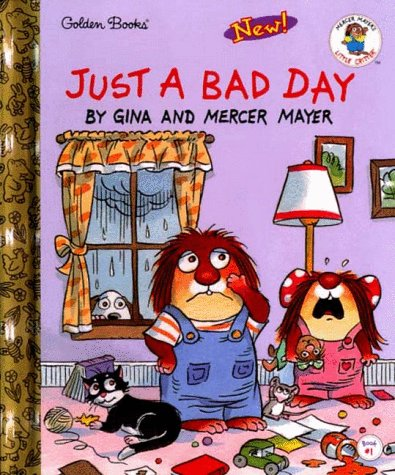 9780307160294: Just a Bad Day (Little Golden Storybook)