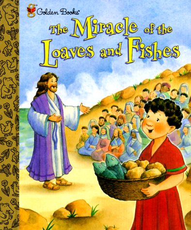 The Miracle of the Loaves and Fishes: Pamela Broughton