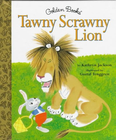 Tawny Scrawny Lion (little Golden Storybook Ser.)