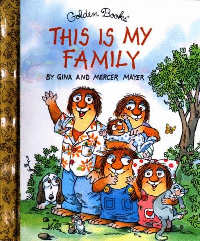 9780307160683: This is My Family (Golden Books)