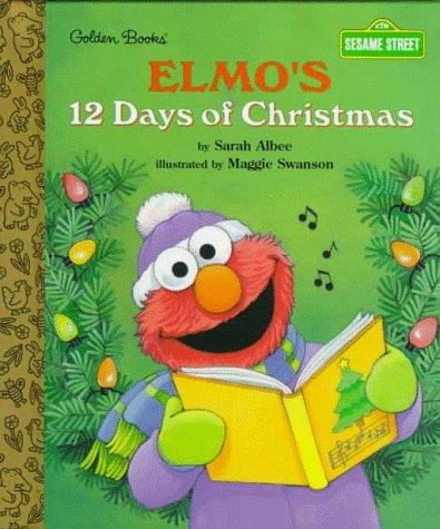 9780307160959: Elmo's 12 Days of Christmas