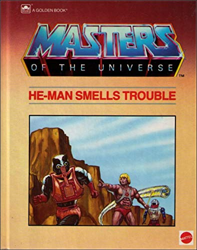 9780307161024: He-Man Smells Trouble (Masters of the Universe)