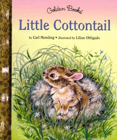 9780307161581: Little Cottontail (Little Golden Storybook)