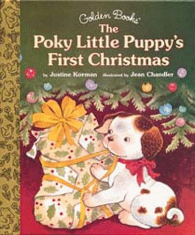 9780307161697: Poky Little Puppy's First Christmas (Little Golden Storybook)