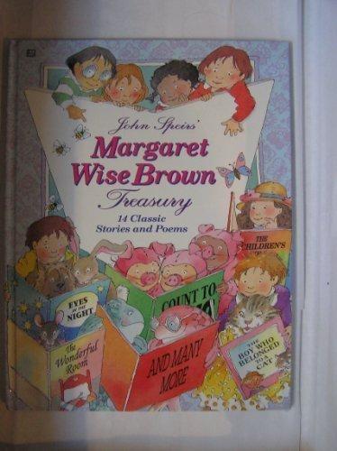 John Speirs' Margaret Wise Brown Treasury: Golden Books