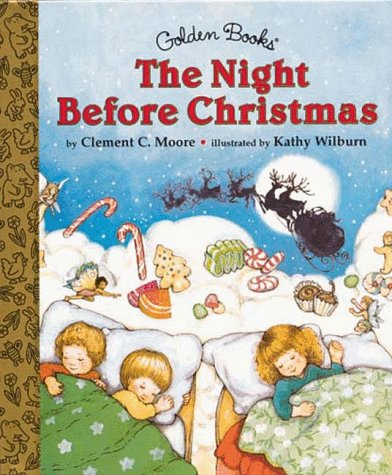 9780307161789: The Night Before Christmas