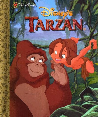 9780307162304: Disney's Tarzan (Little Golden Storybook)