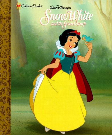 Snow White and the Seven Dwarfs (Walt Disney's Snow White and the Seven Dwarfs) Golden Books ...