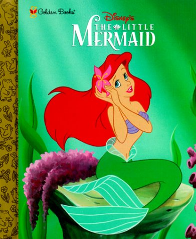 The Little Mermaid (Little Golden Storybook): Golden Books
