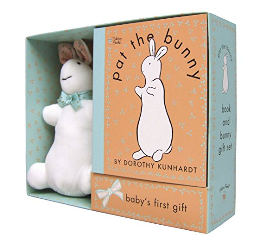 9780307163271: Pat the Bunny Book & Plush (Pat the Bunny) [With Paperback Book] (Touch and Feel Book With Plush)