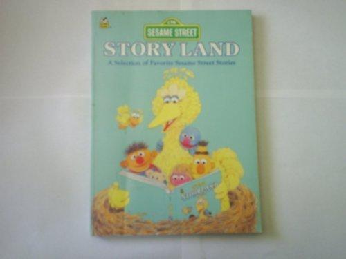 Sesame Street Storyland (14 Stories) (0307165302) by Michaela Muntean; Linda Hayward; Ruthanna Long; Janet Cambell; Patricia Thackray; Judy Freudberg