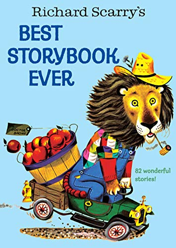 9780307165480: Richard Scarry's Best Story Book Ever (Giant Little Golden Book)