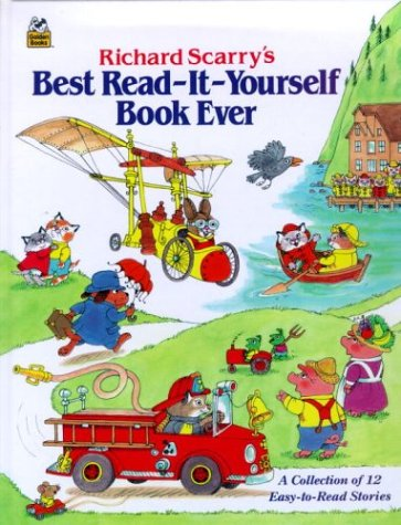 9780307165510: Best Read-It-Yourself Book Ever! (Giant Little Golden Book)