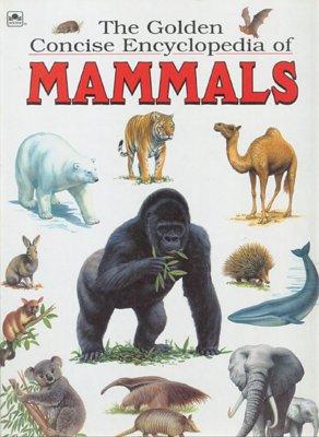 9780307165596: Concise Encyclopedia Of Mammal
