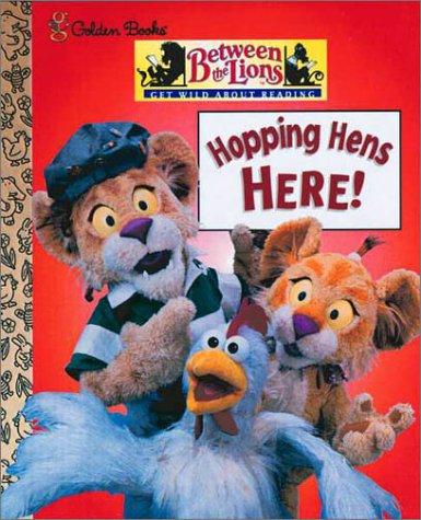 9780307166111: Hopping Hens Here! (Little Golden Storybook)