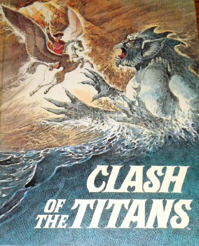 9780307168016: The Clash of the Titans Storybook