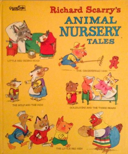 9780307168108: Richard Scarry's Animal Nursery Tales