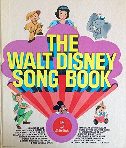 9780307168252: The Walt Disney Song Book
