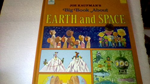 Earth and Space: Golden Books Staff;