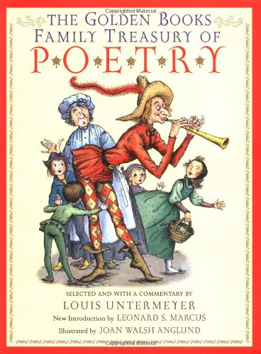 9780307168511: The Golden Books Family Treasury of Poetry