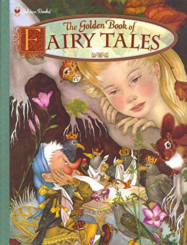 9780307170255: The Golden Book of Fairy Tales