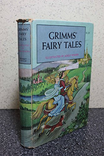 Grimms' Fairy Tales, A Golden Classic: The Brothers Grimm