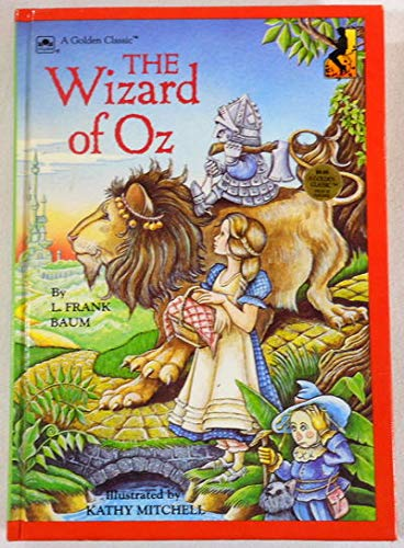 9780307171153: The Wizard of Oz (Golden Classics)