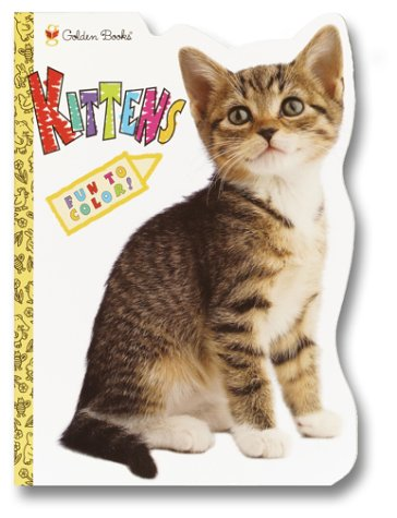Kittens (Coloring Book) (0307171574) by Golden Books
