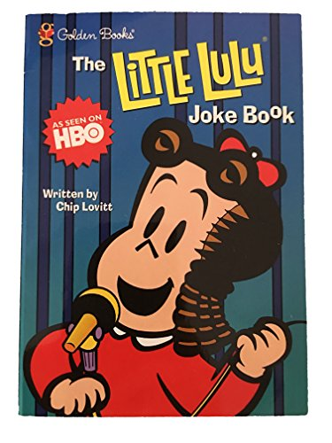 9780307172242: The Little Lulu Joke Book