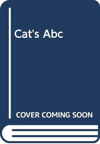 9780307175144: The Cats' ABC