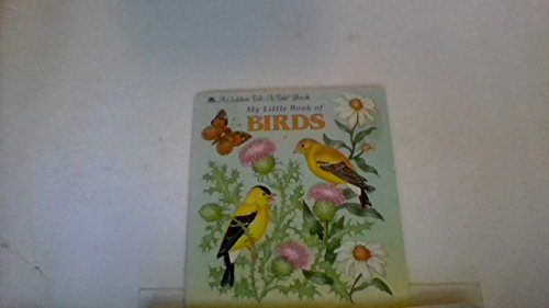 9780307177162: My Little Book of Birds (A Merrigold Press Tell-A-Tale Book)