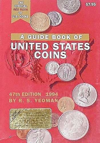 9780307198877: A Guide Book of United States Coins, 1994 (Red Book)
