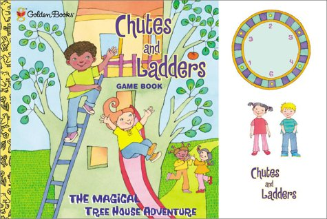 9780307200266: Hasbro Chutes and Ladders: Magical Tree House Adventure (Booktivity)