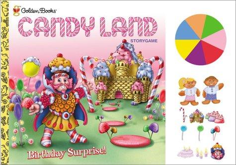 9780307200273: Hasbro Candy Land: Birthday Surprise! (Booktivity)