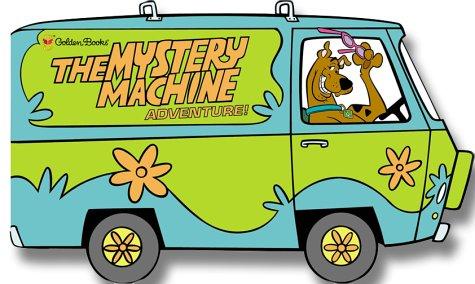 9780307200389: Scooby Doo! : The Mystery Machine Adventure