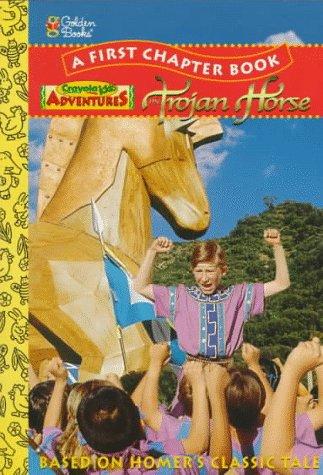 9780307202017: Trojan Horse (Crayola Kids Adventures)