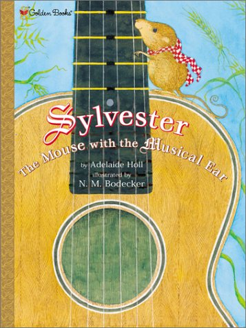 Sylvester, The Mouse with the Musical Ear: Adelaide Holl