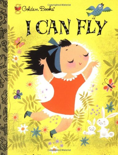 9780307203205: I Can Fly (Little Golden Treasures)
