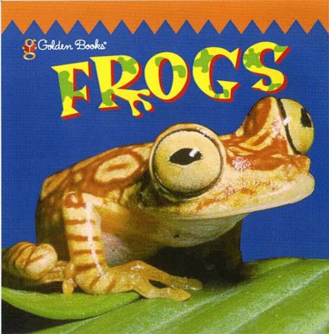 Frogs (Look-Look): Golden Books