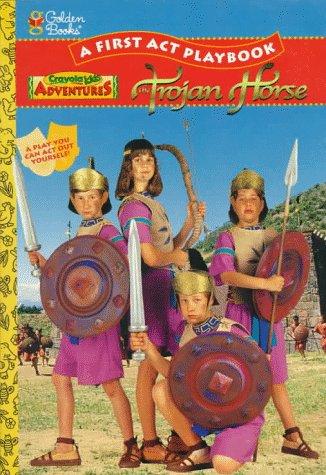 9780307205018: Trojan Horse (Crayola Kids Adventures)