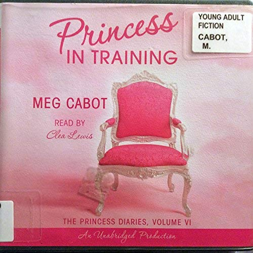 Princess in Training (Princess Diaries) (9780307206701) by Meg Cabot